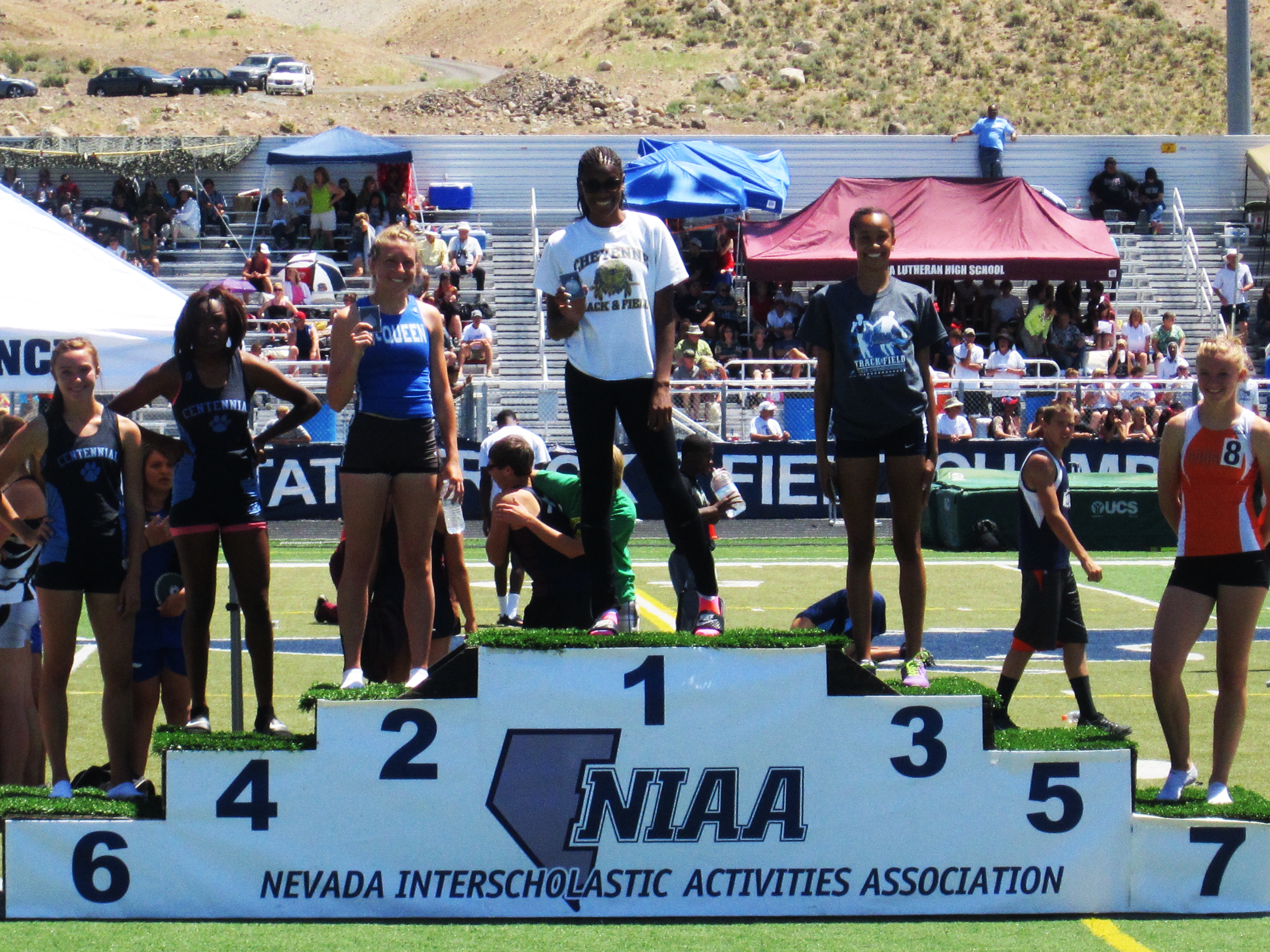 [LIFE]: NIAA Track Championships 2012 | Private Flights and First Place Sights, PART 1
