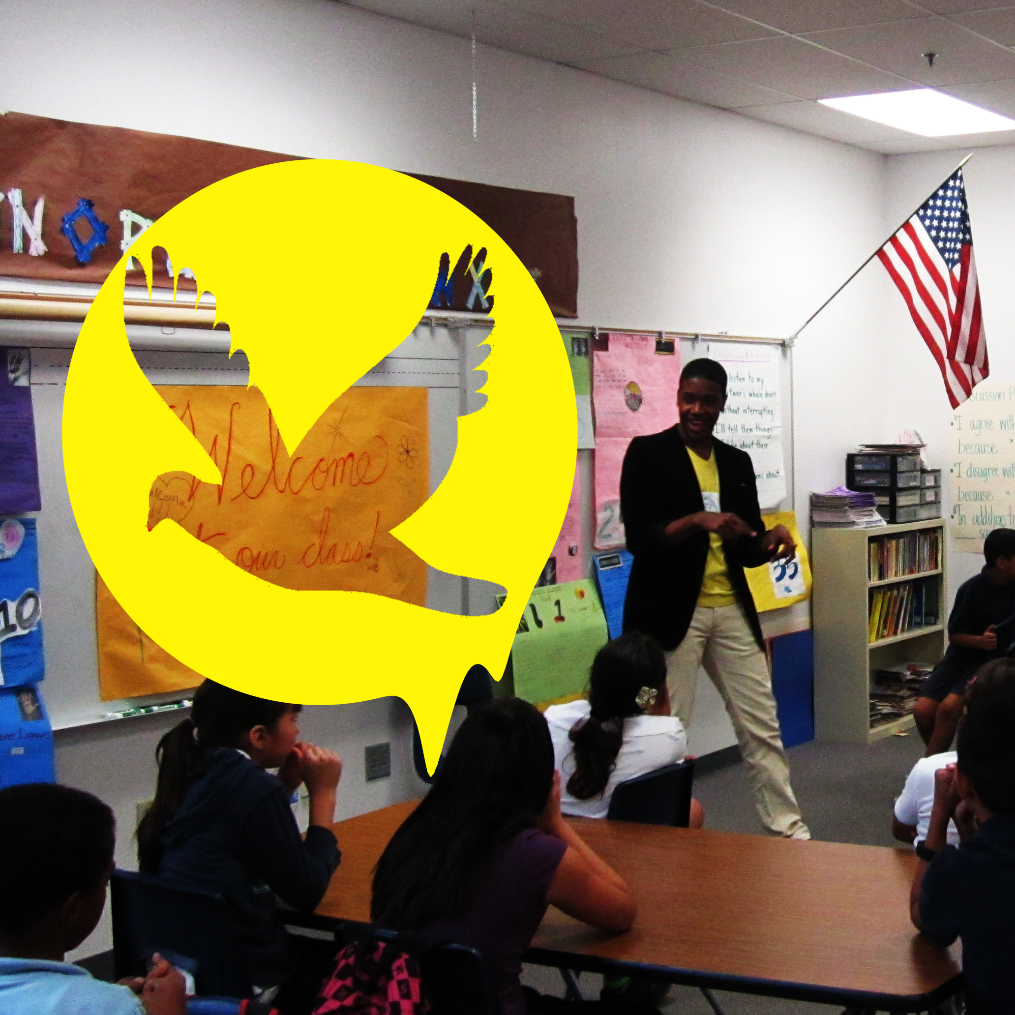 [LIFE]: Career Day at Reynaldo Martinez Elementary School, Las Vegas, NV