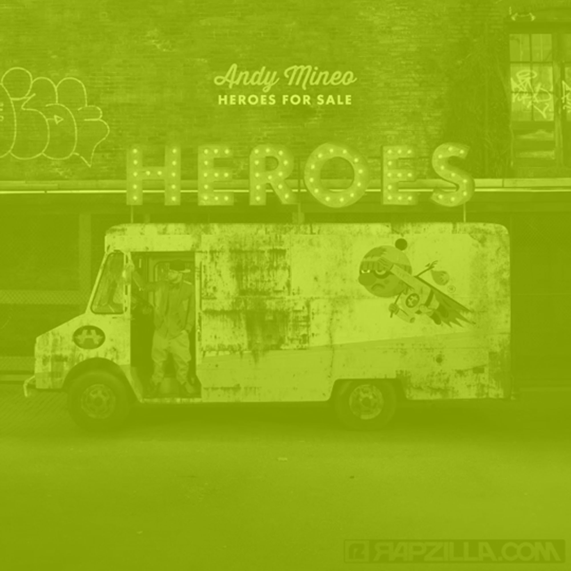 GRAYT PLAY: @AndyMineo Heroes for Sale
