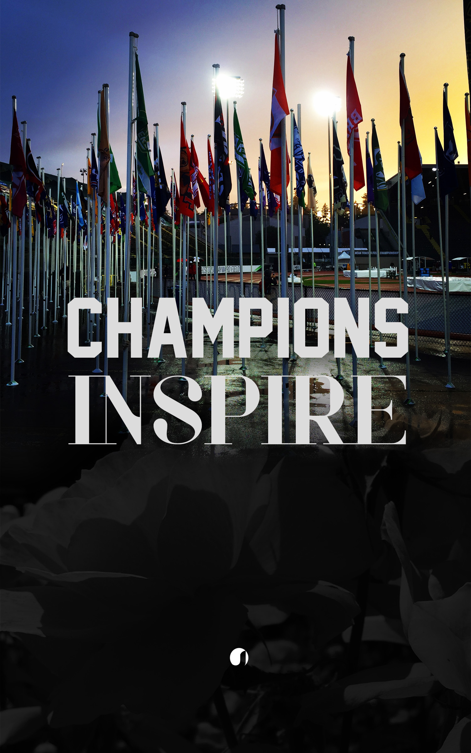 "Things Grayt People Do: ""Let Champions Inspire You"" 