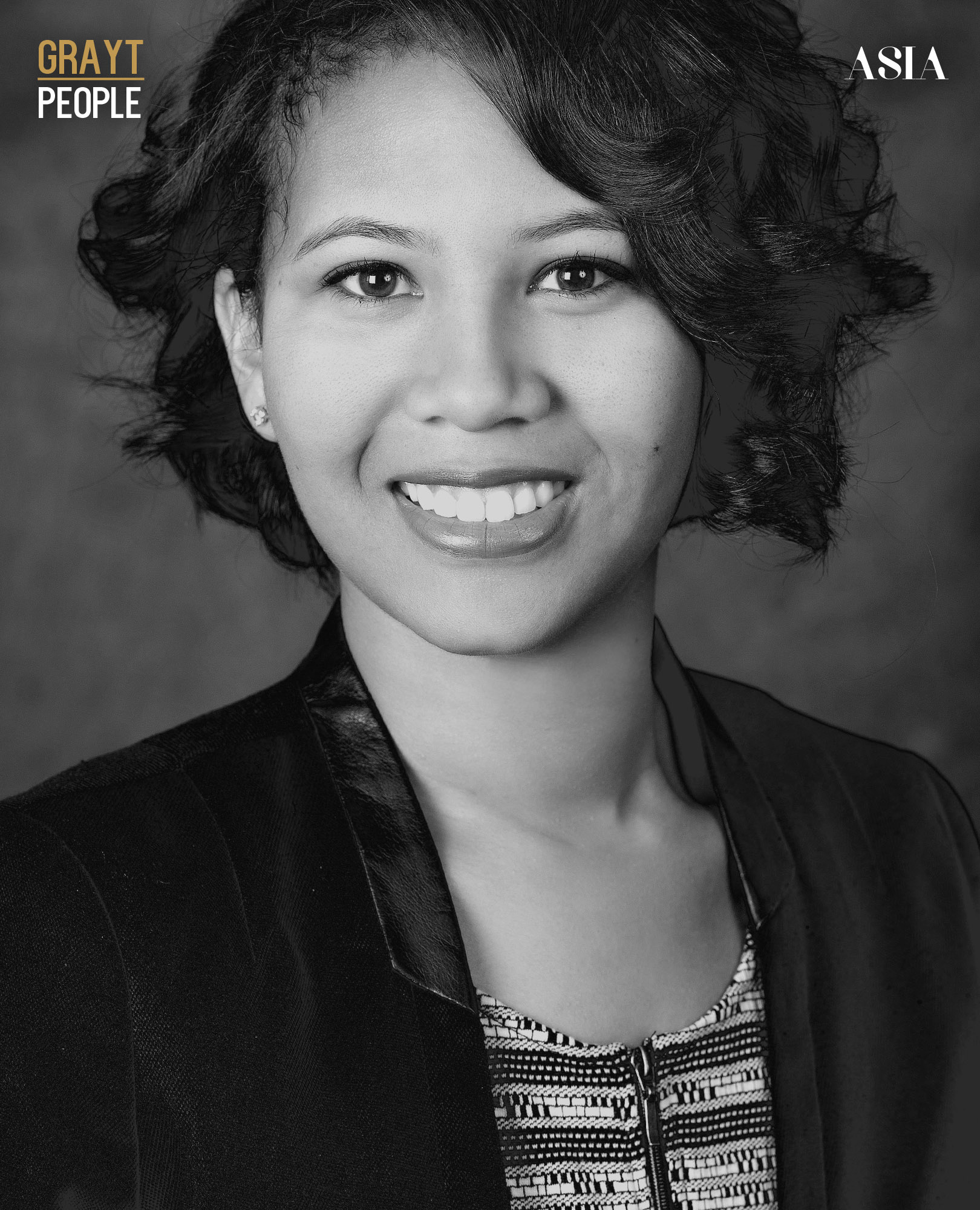 GRAYT PEOPLE: Asia Dean | Healthcare Professional & Friend